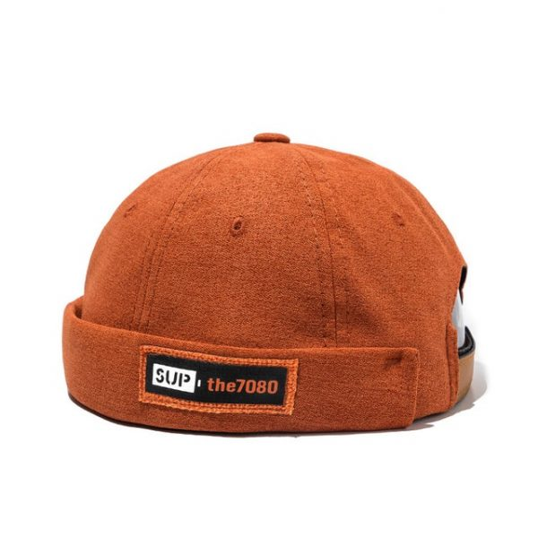 Casquette Docker SUP THE7080 / SEFRTPHT