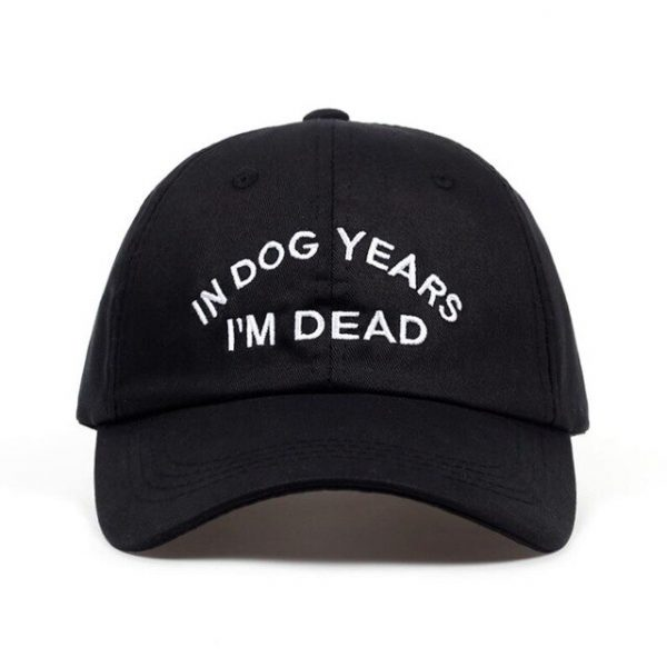Casquette IN DOG YEARS /PACUDDY