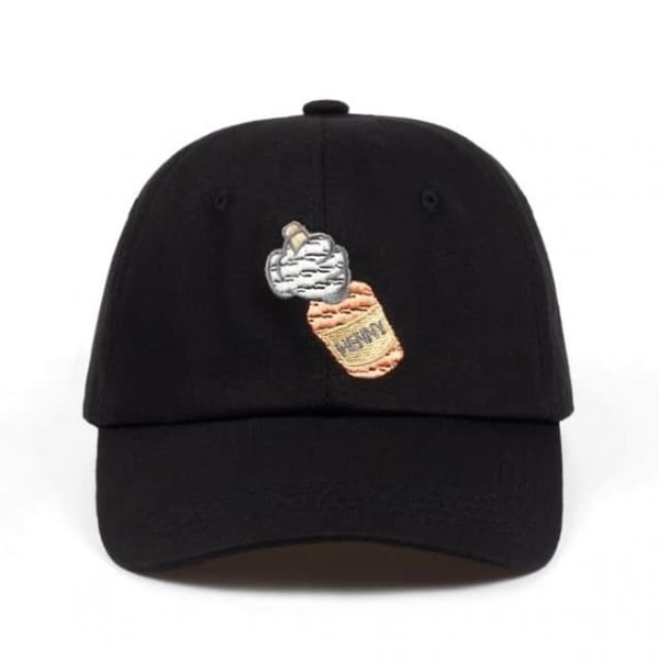 Casquette bouteille Henny  /PACUDDY