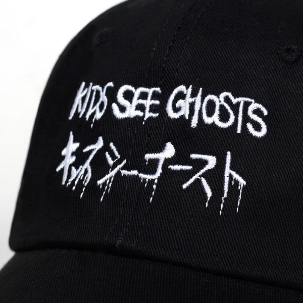 Casquette de Baseball Kids See Ghosts  / Voron